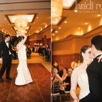 Dorothy Chandler Pavilion Wedding photo by Heidi Ryder