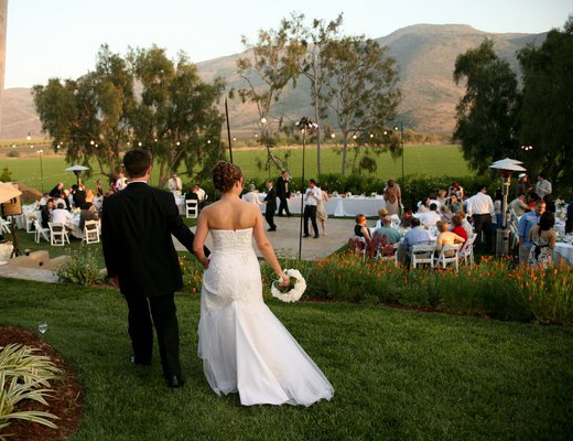 Maravilla Gardens is a family owned and operated Outdoor Garden Wedding