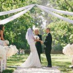 Walnut Grove Wedding Ceremony