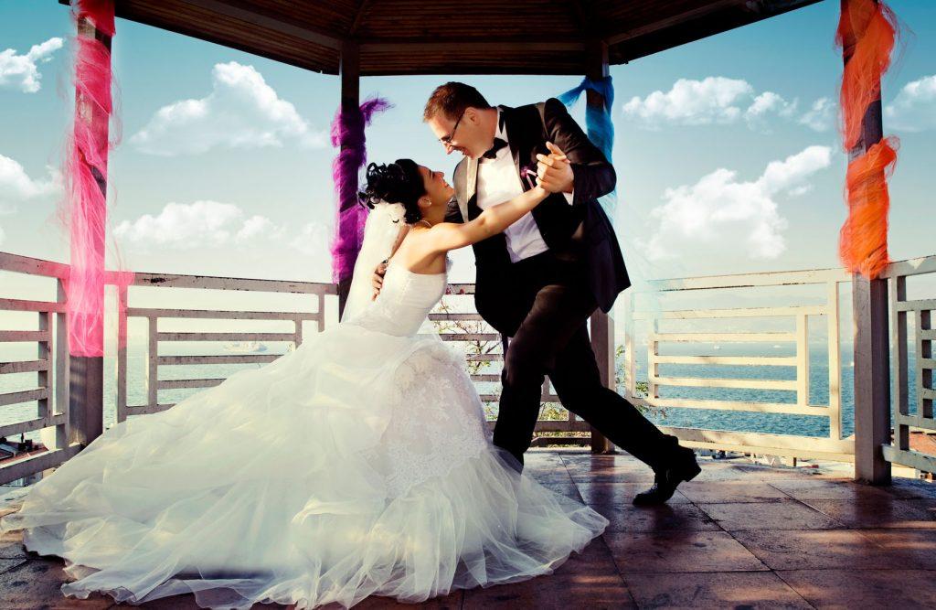 Top 5 Wedding Dances for Adventurous Couples