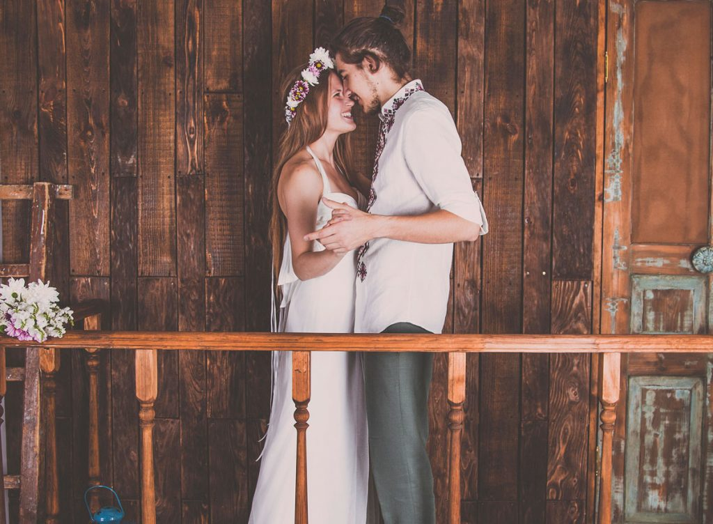 Must Haves for a Rustic Wedding